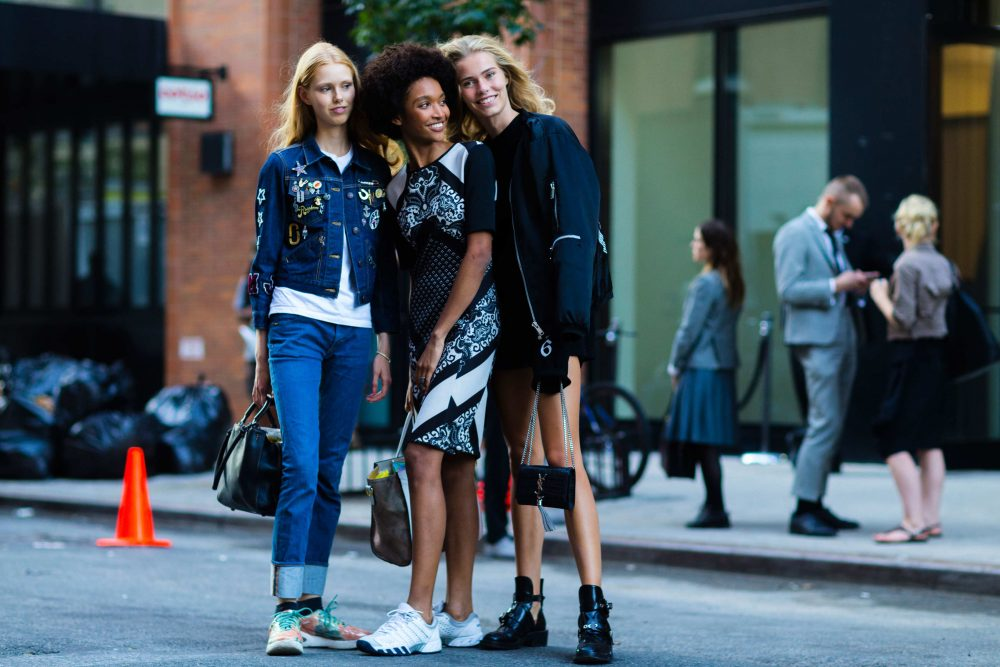 The Best Street Style At New York Fashion Week Brandalley Blog