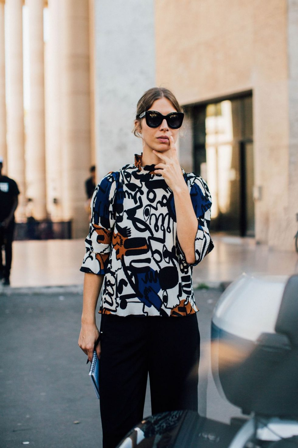 The Best Street Style Looks From Paris Fashion Week Brandalley Blog