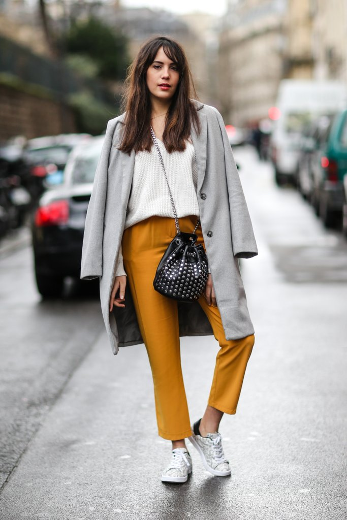 9 Chic Ways to Wear Sneakers to Work - BrandAlley Blog